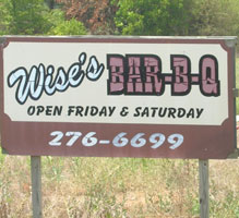 Wise BBQ1