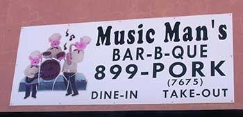 Musicman BBQ main image